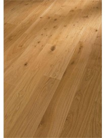 PD200 COTTAGE CHENE NAT BROS VERNI MAT 1.58M2  Parquet semi-massifMEISTER