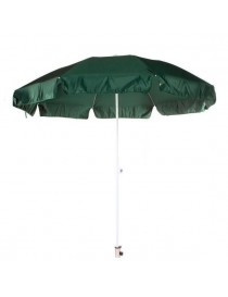 Parasol toile Polyester 2M TAUPE  Parasols