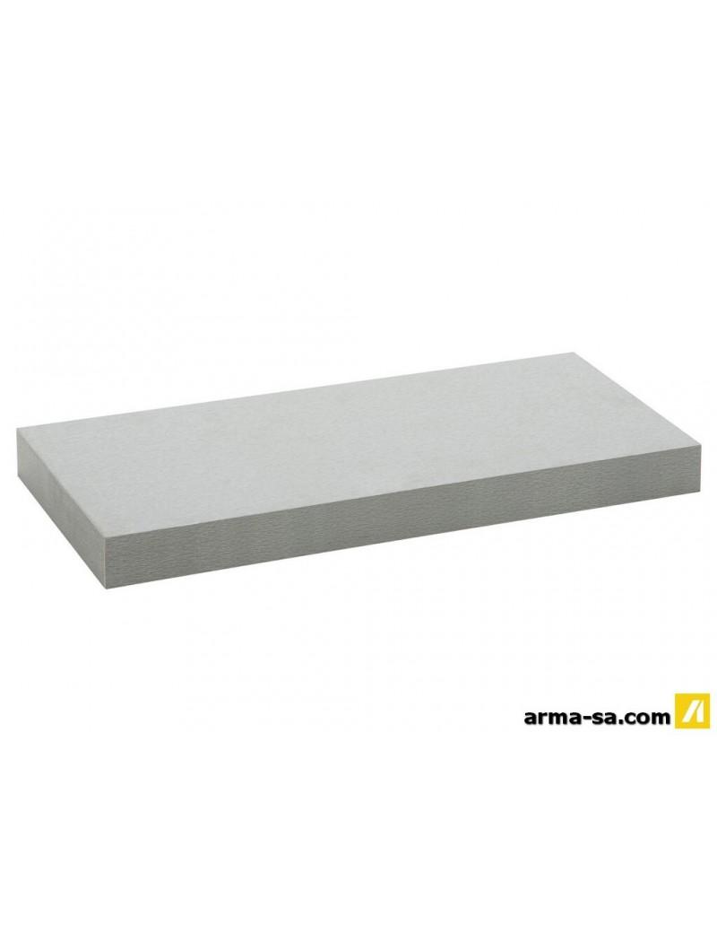 TABLETTE MURALE 60CM ARGENTE  Système de tablettes décoratifGALICO