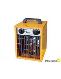 chauffage éléctrique air pulsé 3,3KW  Canons à chaleurIRONSIDE