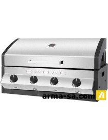 BBQ GAZ ENCASTRABLE BUILT-IN MERIDIAN 4B  Accessoires barbecueSOLCARBON