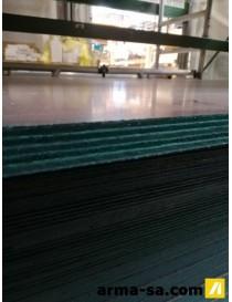 PANNEAU MX BACKELISE 21MM 250X125CM-PIECE  Panneaux pour parois & plafond