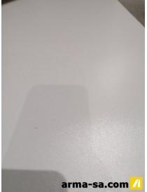 PANNEAU MELA.BLANC 18MM-120GR 2.50X1.25M PX  Panneaux