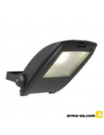 LED-FLOOD 30W NOIR IP65  Ampoules ledLUCIDE