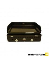 PLANCHA IBERICA ACIER GAZ 450-5000W  Fondue, raclette & planchaFORGE ADOUR