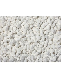 Carrara concasse 8-12mm 20kg  GraviersCOECK