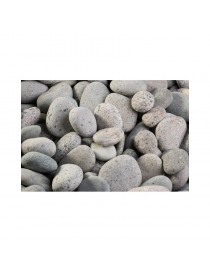 Gravier décoratif gris d'Aude 3-5cm 25kg  GraviersMOAISTONE