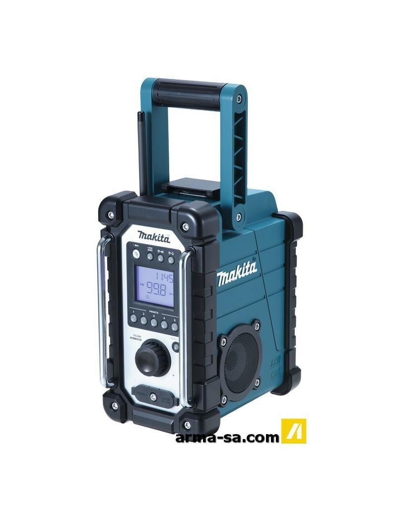 RADIO DE CHANTIER 7,2 - 18 V  Téléphonie, audio & ordinateurMAKITA