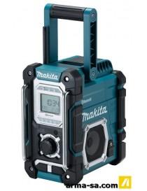 RADIO DE CHANTIER AVEC BLUETOOTH 7,2 - 18 V  Téléphonie, audio & ordinateurMAKITA