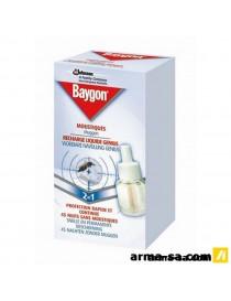 RECHARGE LIQUIDE BAYGON GENIUS  InsecticidesBAYGON