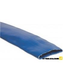 TUYAU PLAT BLEU D:38MM 1'1-2 PRIX-M  Pompes & produits d'installatiBOSTA