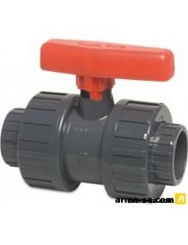 VANNE A BILLE EN PVC 40MM  Pompes & produits d'installatiBOSTA