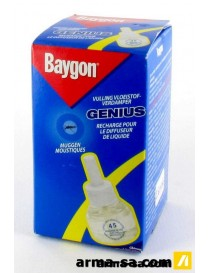 BAYGON GENIUS RECHARGE LIQUIDE  InsecticidesSUBSTRAL