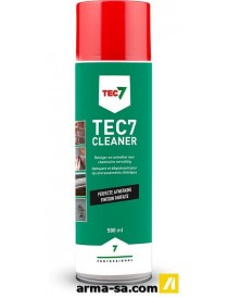 TEC7 CLEANER 500ML AEROSOL  NettoyerNOVATECH