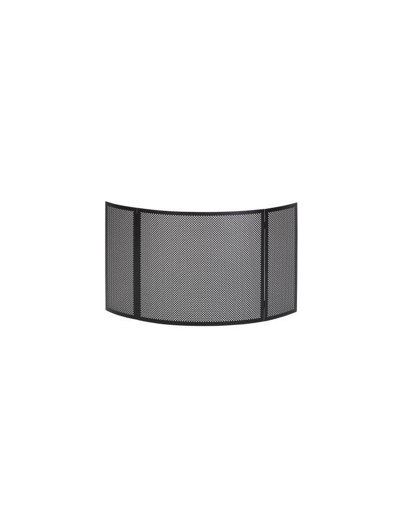Pare-chaleur PHOENIX - 3 volets noir givre  Accessoires chauffage