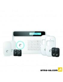 KIT ALARME SF GSM-TEL S4-C