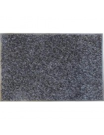 Tapis absorbant 45x75cm coton anthracite Babylon Home  PaillassonsBABYLON BVBA