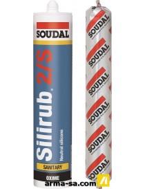 SILIRUB 2S  SiliconesSOUDAL