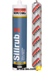 SILIRUB 2  SiliconesSOUDAL