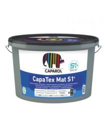 CAPATEX MAT S1+ B1 10L  Peintures muralesCAPAROL
