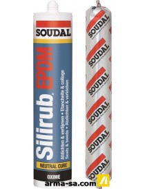 SILIRUB EPDM  SiliconesSOUDAL