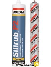 SILIRUB P2  SiliconesSOUDAL