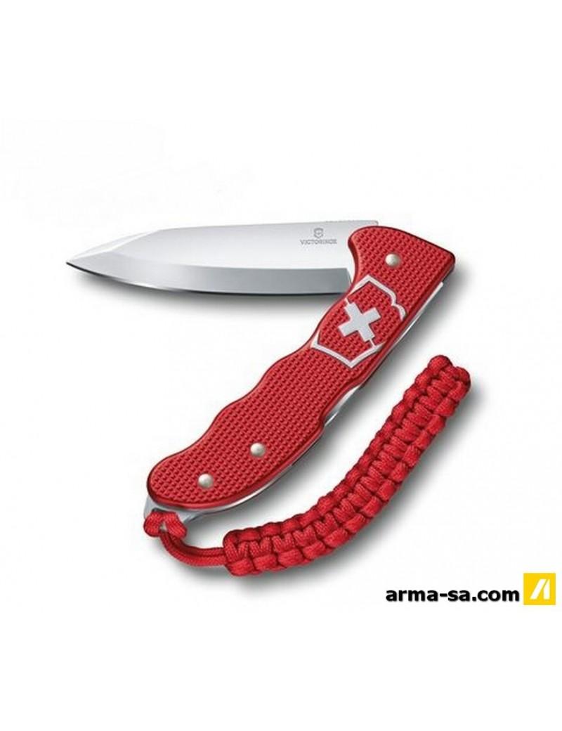 HUNTER PRO ALOX, ROUGE  Couteaux pliantsVICTORINOX