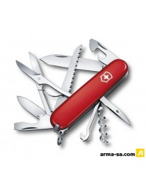 CANIF VICTORINOX HUNSTMAN ROUGE  CoutellerieVICTORINOX