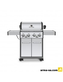 BBQ BARON S490 IR  Barbecue au gazBROILKING