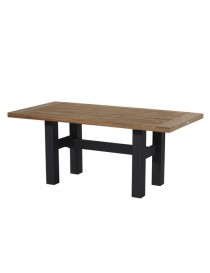 Table Sophie Yasmani 180-95cm Carbon Black HARTMAN  TablesHARTMAN