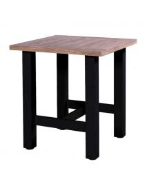 Table Sophie Yasmani bar 100x100cm noire HARTMAN  TablesHARTMAN
