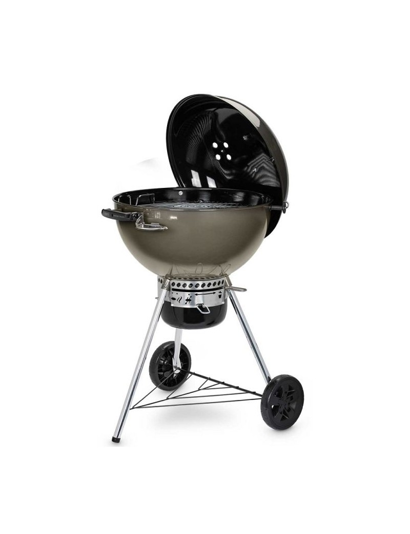WEBER BARBECUE MASTER-TOUCH GBS C-5750 SMOKE GREY  Barbecue au charbon de boisWEBER