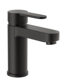 ELEPHANT mitigeur lavabo, noir mat  Robinets lavaboSCHUTTE