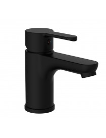 DENVER mitigeur lavabo noir mat  Robinets lavaboSCHUTTE