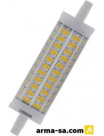 LED LINE118 R7S 17.5W WW  Ampoules ledOSRAM