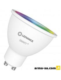 LED SMART+WIFI PAR16 RGBW GU10 5W  Ampoules ledOSRAM