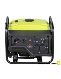 GROUPE ELECTRO P3500 I-O  Groupes électrogènes essencePRAMAC