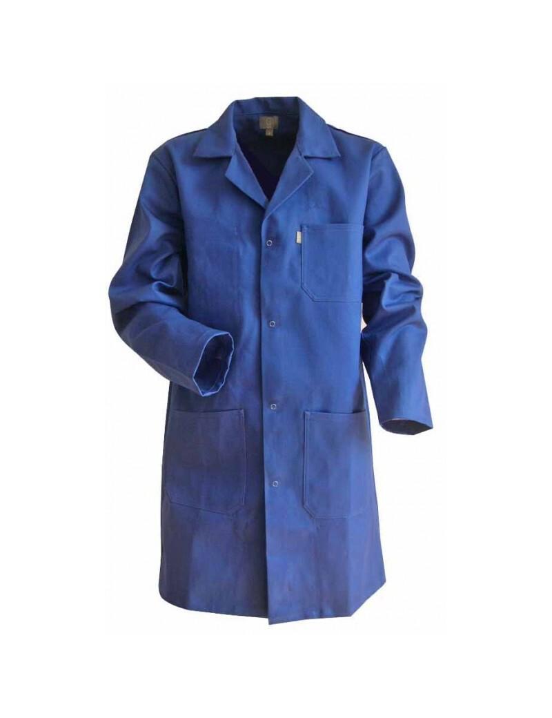 Blouse Limeur bleue T0 2XS  Vêtements de travailLMA