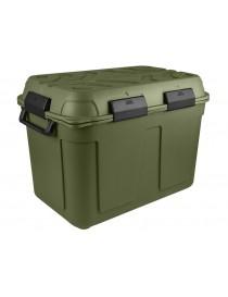 Boîte de rangement hermétique 160L vert-noir Sunware  Boîtes plastiquesSUNWARE