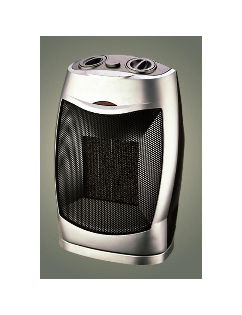 Chauffage céramique 800-1500W ventilateur  RadiateursCROSS