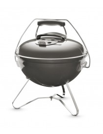 WEBER BARBECUE DE TABLE SMOKEY JOE PREMIUM 37 CM SMOKE GREY  Barbecue au charbon de boisWEBER