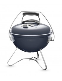 WEBER BARBECUE DE TABLE SMOKEY JOE PREMIUM 37 CM SLATEBLUE  Barbecue au charbon de boisWEBER