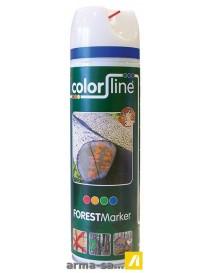 FOREST MARKER - 500 ML - FLUO BLEU  Peintures de marquageCOLOR LINE