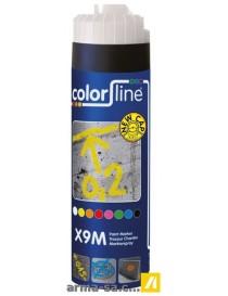 X9M PAINT MARKER - 500 ML - BLANC  Peintures de marquageCOLOR LINE