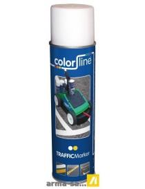 TRAFFIC MARKER - 600 ML - BLANC  Peintures de marquageCOLOR LINE
