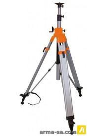 TRèPIED TéLéSCOPIQUE EN ALU - 0,85 M + 3,02 M  Lasers
