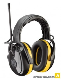 CASQUE ANTI-BRUIT AM-FM RADIO - RELAX  Protection auditiveSECURX