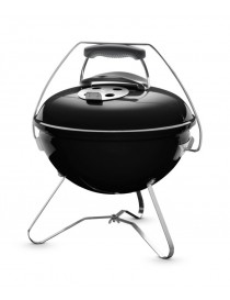 WEBER BARBECUE DE TABLE SMOKEY JOE PREMIUM 37 CM BLACK  Barbecue au charbon de boisWEBER