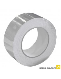 TAPE SUPER METAL - 30 MICRON - 75 MM X 50 M  Bandes adhésivesSUPER-TAPE