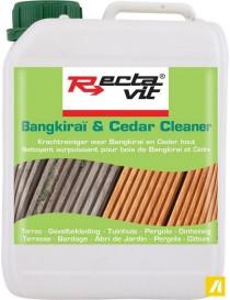 BANGKIRAO & CEDAR CLEANER 2,5L  Produits d'entretienRECTAVIT